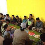Bhabinkamtibmas Polsek Pujon Polres Batu Hadiri Selamatan Desa Wiyurejo
