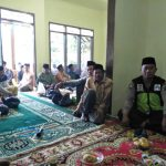 Bhabinkamtibmas Polsek Pujon Polres Batu Hadiri Kegiatan Selamatan Dusun Borah Desa Wiyurejo