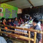Jalin Kemitraan Polri Bhabinkamtibmas Polsek Pujon Polres Batu Mengikuti Dan Hadiri Dalam Giat Rakor Komisioner Panwas Kabupaten Malang