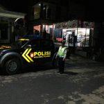 Patroli Malam, Polsek Pujon Polres Batu Giatkan patroli Pada Dini Hari