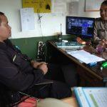 Bhabainkamtibmas Kelurahan Ngaglik Polsek Batu Kota Polres Batu Pembinaan Dan Penyuluhan Kamtibmas Kepada Satpam
