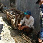 GIAT SAMBANG, BHABINKAMTIBMAS POLSEK BATU KOTA POLRES BATU KUNJUNGI PENJUAL SAYUR