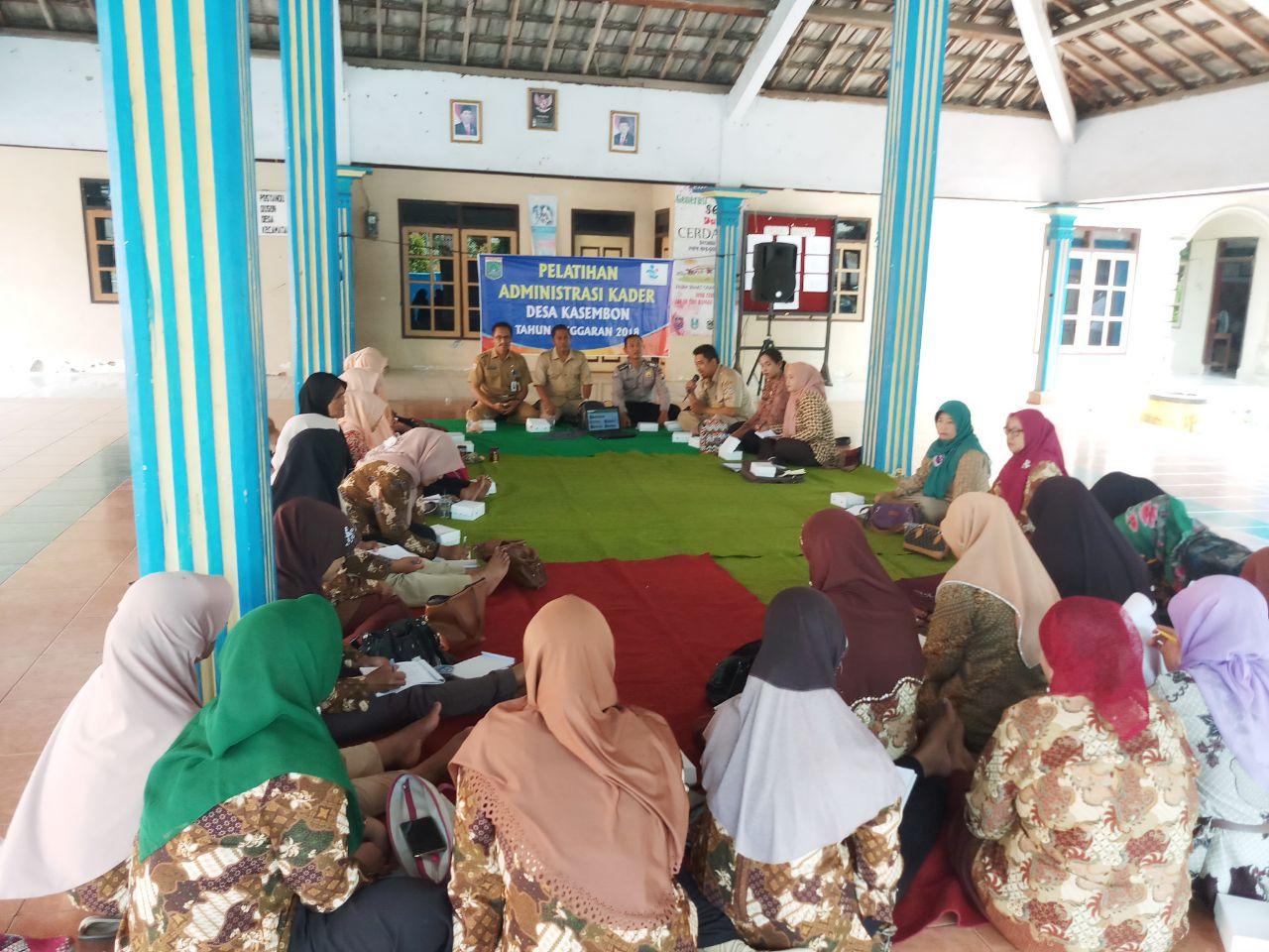 Demi Menjalin Kedekatan Dengan Warga Binaan, Anggota Bhabinkamtibmas Polsek Kasembon Polres Batu Sambang Desa