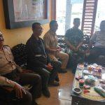 Kapolsek Pujon Polres Batu Lakukan Giat Sambang Ke Kepala Desa Ngabab