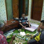 Sambang, Bhabinkamtibmas Desa Pendem Polsek Junrejo Polres Batu Sambang Tokoh Agama