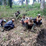 Anggota Bhabin Desa Madirejo Polsek Pujon Polres Batu Laksanakan Kunjungan Warga Petani Desa Madirejo