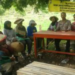 Giat Polres Batu Bhabinkamtibmas Polsek Batu Tatap Muka Bersama Kelompok Tani Rukun Santoso