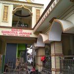 Bhabinkamibmas Desa Pendem Polsek Junrejo Polres Batu Melaksanakan Ibadah Sholat Jumat Sampaikan Pesan Kamtibmas Di desa Binaan