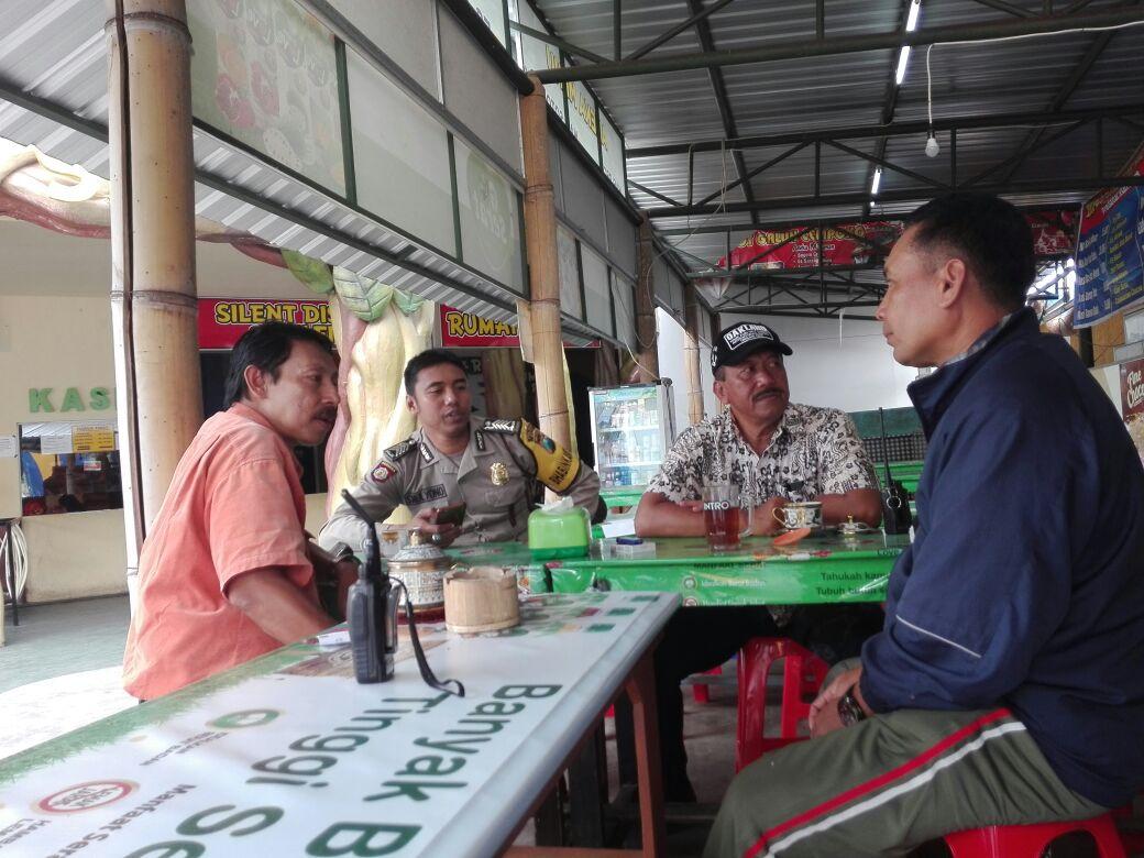BHABINKAMTIBMAS DS. TLEKUNG POLSEK JUNREJO POLRES BATU SAMBANG WISATA PREDATOR PARK
