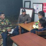 DDS Bhabin Polsek Batu Polres Batu Kunjun Dan Sambang Satpam Perum Panorama