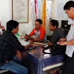 Polres Batu Melaksanakan Koordinasi Dan Penggalangan Terkait Persiapan Pentahapan Pilgub