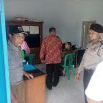 Bhabin Polsek Ngantang Polres Batu Giatkan KunjunganKepada Kepala Desa Dan Perangkat Desa Ngantang