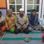 Anggota Bhabin Polsek Batu Polres Batu Melaksanakan Tatab Muka Dan Silaturohmi Kepada Jamaah Tahlil