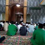 Polres Batu Melaksanakan Jumat barokah Di Jamaah Masjid Lahor