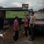 Waspada Curanmor Desa Oro Oro Ombo Polsek Batu Polres Batu Sambangi Warga Sampaikan Pesan Kamtibmas