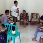 Bhabin Desa Kasembon Polsek Kasembon Polres Batu DDS Ke Perangkat Desa