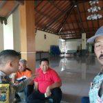 Bhabin Polsek Pendem Polres Batu Sambang Sekaligus Berdialog Dengan Para kasun Desa Pendem