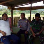 Anggota Bhabin Dusun Kepuharjo Polsek Kasembon Polres Batu DDS Angkringan Di Desa Kasembon