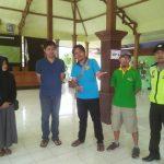 Giat Anggota Bhabinkamtibmas Polsek Bumiaji Polres Batu Berikan Pembinaan Untuk Mahasiswa Kerja Lapangan