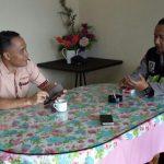 Giat DDS Tingkatkan Kepercayaan Masyarakat Kepada Polri, Bhabinkamtibmas Desa Oro Oro Ombo Polsek Batu Kota Polres Batu