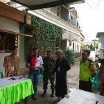Polsek Batu Kota Polres Batu Menghadiri Giat Pemilihan Ketua RT/RW Wilayah Kelurahan