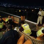 Anggota Bhabinkamtibmas Polsek Batu Kota Polres Batu Memberikan Bentuk Pengamanan Giat Munas PTITD Kelurahan Sisir