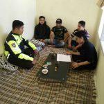 Pemuda Kader Kamtibmas Bhabinkamtibmas Polsek Batu Kota Polres Batu Mengajak Pemuda Untuk Menolak Berita Hoax