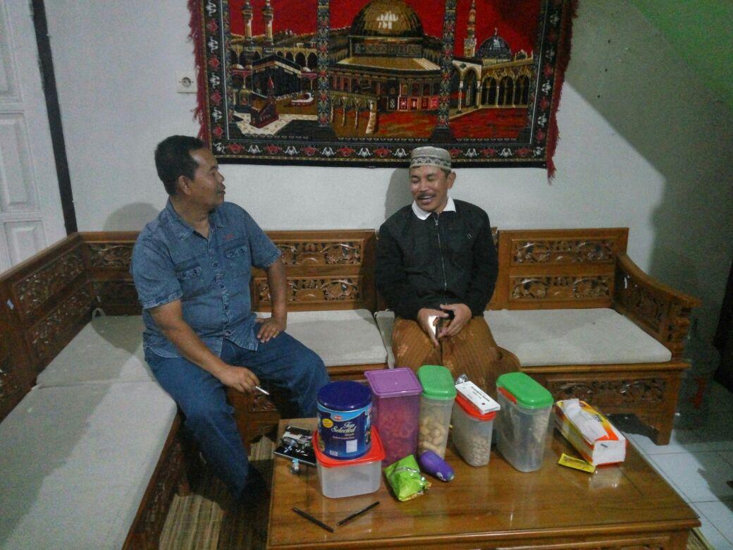 Menjaga Wilayah Agar Aman, Kapolsek Pujon Polres Batu Lakukan Sambang Dialogis Dengan Tokoh Agama