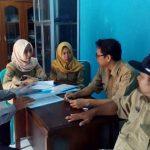 Sambang, Bhabinkamtibmas Polsek Kasembon Polres Batu Dialogis Dengan Perangkat Desa