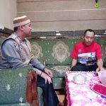 MENJAGA WILAYAH KONDUSIF, BHABIN POLSEK BATU KOTAPOLRES BATU SATGAS KEMITRAAN MENJALIN SINERGITAS DENGAN WARGA BINAANYAdalam rangka Binluh cipkon selama pelangsanaan sidang MK berlangsung