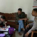 SATGAS KEMITRAAN BHABIN DESA ORO ORO OMBO POLSEK BATU KOTA POLRES BATU SAMBANG PERANGKAT DESA