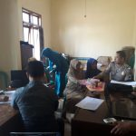Polsek Pujon Polres Batu Melaksanakan Sambang Kepada Pemuda – Pemudi Desa Pujonlor