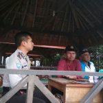 Menjalin Sinergitas, Bhabinkamtibmas Polsek Junrejo Polres Batu Memberikan Himbauan Kepada Warga Binaanya
