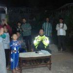 Bhabin Polsek Batu Polres Batu Melaksanakan Lomba Cerdas Cermat Warga Kelurahan Songgokerto