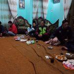 Satgas kemitraan Bhabin Polsek Pujon Sambang Ke Kelompok Pemuda