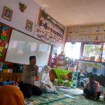 Bhabin Polsek Pujon Polres Batu Melaksanakan Istighosah Bersama Guru Dan Wali Murid