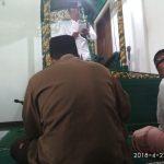 Polres Batu diMasjid Roudlotul Amni Melaksanakan Sholat  Jum`at Berjamaah