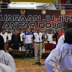 Kabag Sumda Polres Batu Membuka Kejuaraan Jujitsu kapolres Batu Cup 1