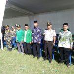 Kapolsek Pujon Polres Batu Dan Muspika Hadiri Pelaksanaan Peringatan Harlah GP Ansor Ke dan Fatayat NU Ke 68