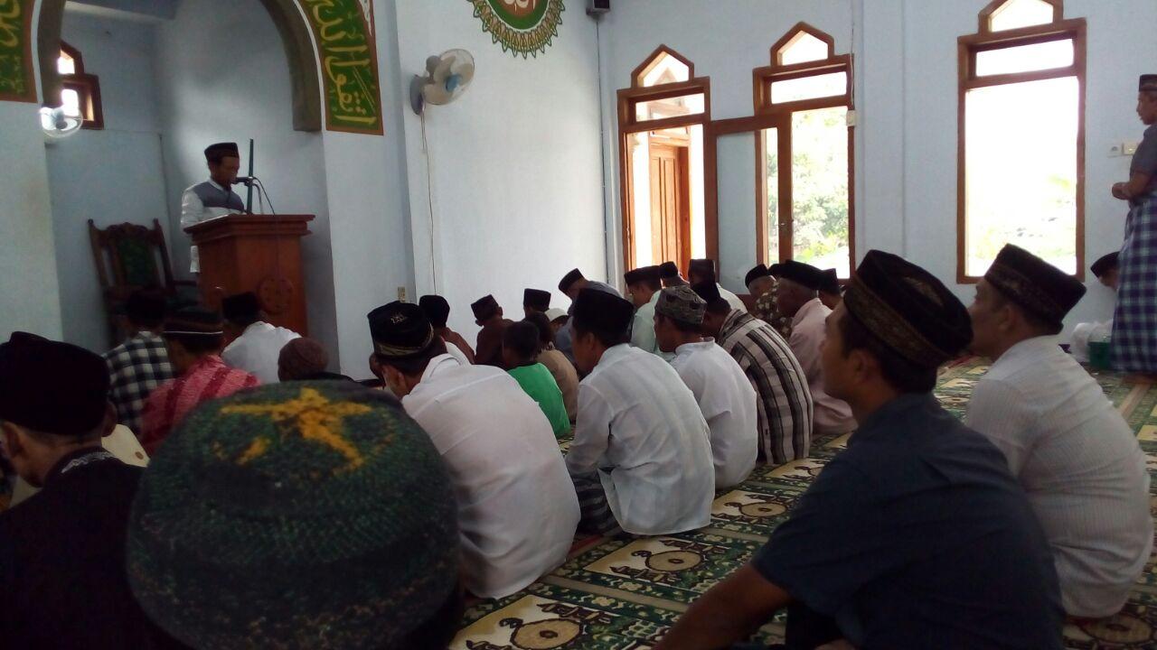 BHABINKAMTIBMAS DESA KASEMBON POKSEK KASEMBON POLRES BATU GIAT SAMBANG DESA KASEMBON