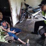 Giat Sambang Warga Bhabinkamtibmas DesaTawangsari Polsek Pujon Polres Batu
