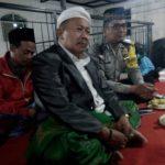 Bhabinkamtibmas Polsek Pujon Polres Batu Menghadiri Giat Pengajian Di Desa Tawangsari