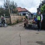 Satgas Kemitraan Bhabinkamtibmas Desa Wiyurejo Polsek Pujon Polres Batu Sambangi Warga Masyarakat