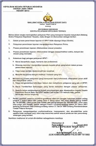 Pelayanan Spkt Website Kepolisian Resort Batu