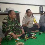 Tiga Pilar Bhabin Polsek Batu Polres Batu Hadiri Penurus Forum Musyawarah