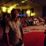 Kompol Agus Eko Winarno Menghadiri Grand Final Pemilihan Duta Wisata Kangmas Nimas Kota Batu 2018