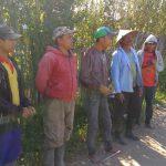 Giat Polres Batu Melaksanakan Anjangsana Kerukunan Warga Satgas Kemitraan Bhabinkamtibmas Desa Sidomulyo Polsek Batu