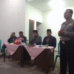 Silaturahmi 3 Pilar Kamtibmas Kelurahan Songgokerto Polsek Batu Polres Batu Bersama Forum RT/RW