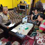 DDS Bhabin Polsek Batu Polres Batu Satgas Kemitraan Sambang Pada Warga