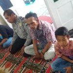 Giat Sholat Ghaib di Masjid Darul Taqwa Polsek Batu Polres Batu